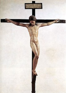Crucifix-Michelangelo