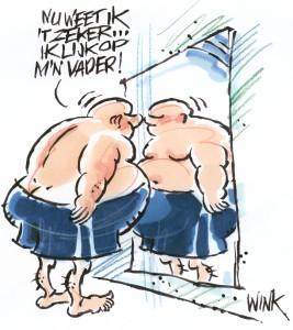 cartoon spiegel